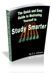 Motivating Yourself to Study Smarter